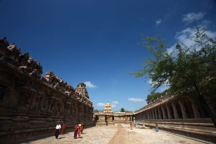 photo credit: VinothChandar The Airavatesvara temple, Darasuram via photopin (license)
