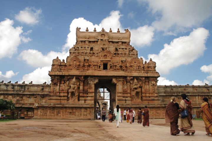 photo credit: illang Tanjore Temple Entrance via photopin (license)