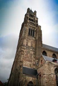 聖サルバトーレ大聖堂(救世主大聖堂)|ブルージュ歴史地区2