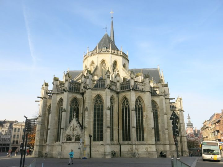 photo credit: dungodung St. Peter's Church, Leuven via photopin (license)