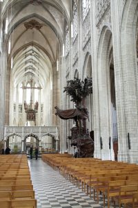 【世界遺産】聖ペトロ教会(ルーヴェン)|ベルギーとフランスの鐘楼群
