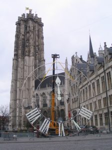 photo credit: petermeuris Torenuurwerk in wording ... ? Biggest tower clock in the world to be restored ... via photopin (license)