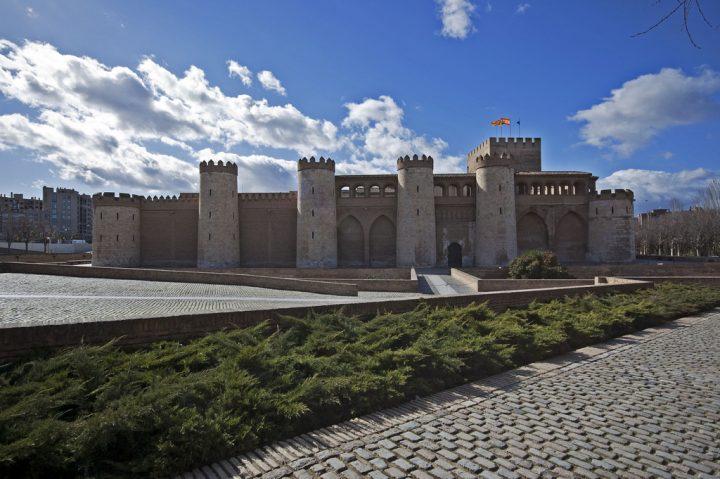 【世界遺産】アラゴンのムデハル様式の建築物