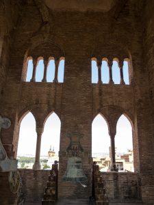 【世界遺産】エル・サルバドル教会の塔|アラゴンのムデハル様式の建築物