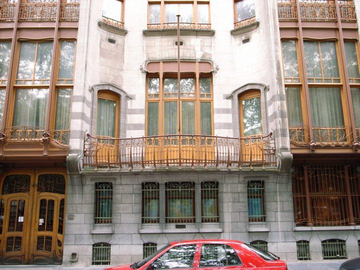 【世界遺産】建築家ヴィクトル・オルタの主な都市邸宅群 (ブリュッセル)