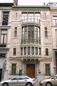 【世界遺産】タッセル邸|建築家ヴィクトル・オルタの主な都市邸宅群 (ブリュッセル)