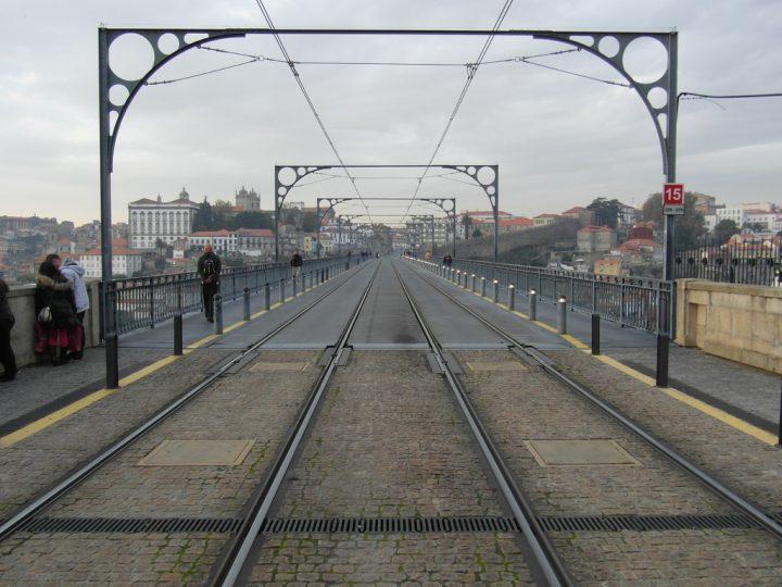 【世界遺産】ドン・ルイス1世橋|ポルト歴史地区、ルイス1世橋およびセラ・ド・ピラール修道院