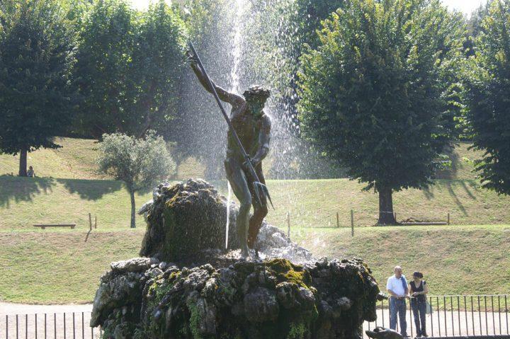 【世界遺産】ボーボリ庭園|トスカーナ地方のメディチ家の邸宅群と庭園群
