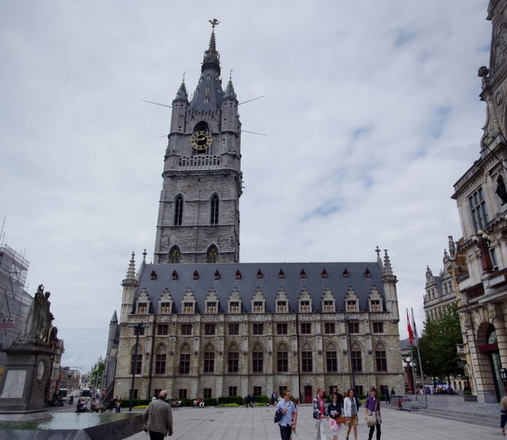 photo credit: Ken and Nyetta The Belfry of Ghent was erected by none other than the Guild of Stone Masons' Guild. via photopin (license)