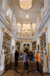 【世界遺産】アンナ・アマーリア図書館|古典主義の都ヴァイマル