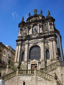 【世界遺産】クレリゴス教会|ポルト歴史地区、ルイス1世橋およびセラ・ド・ピラール修道院