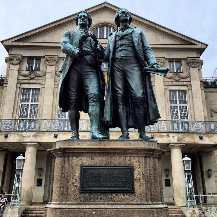 【世界遺産】ゲーテ・ハウス|古典主義の都ヴァイマル