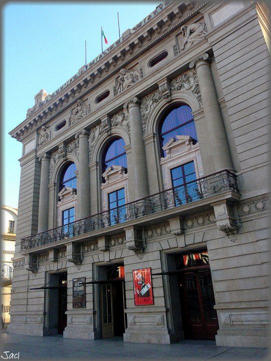 【世界遺産】サン・ジョアン国立劇場|ポルト歴史地区、ルイス1世橋およびセラ・ド・ピラール修道院