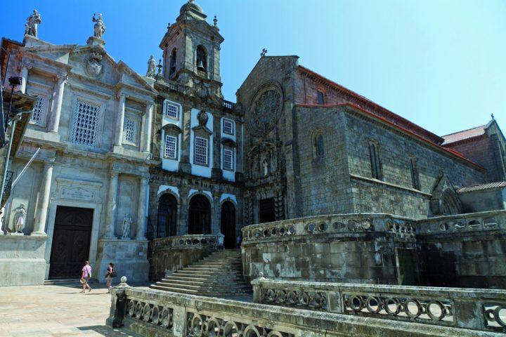 【世界遺産】サン・フランシスコ教会|ポルト歴史地区、ルイス1世橋およびセラ・ド・ピラール修道院