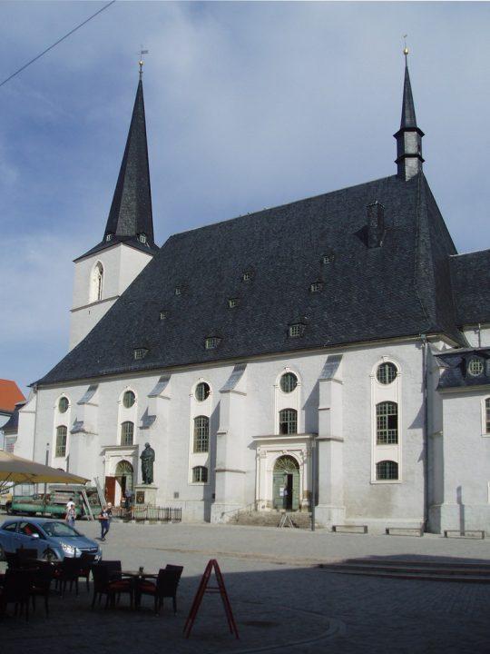 【世界遺産】ヘルダー聖堂 古典主義の都ヴァイマル