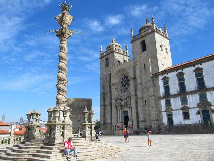 【世界遺産】ポルト歴史地区、ルイス1世橋およびセラ・ド・ピラール修道院