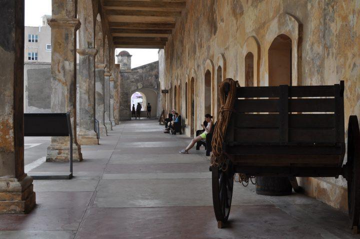 【世界遺産】サン・クリストバル砦|プエルトリコのラ・フォルタレサとサン・ファン国定史跡