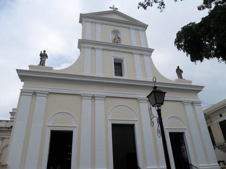 【世界遺産】サン・ファン大聖堂|プエルトリコのラ・フォルタレサとサン・ファン国定史跡
