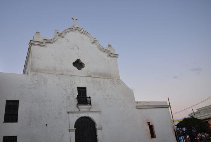 【世界遺産】サン・ホセ教会|プエルトリコのラ・フォルタレサとサン・ファン国定史跡