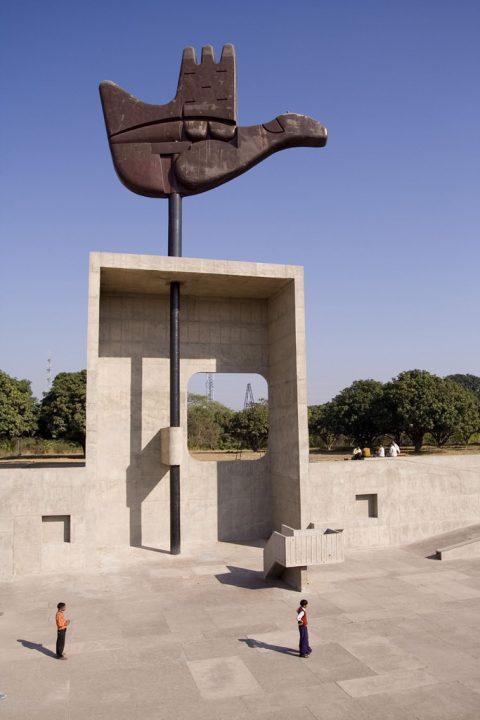 【世界遺産】チャンディガールのキャピトル・コンプレックス|ル・コルビュジエの建築作品