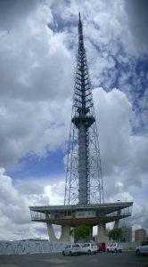 【世界遺産】テレビ塔|ブラジリア
