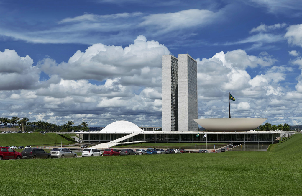 国会議事堂(連邦議会)|ブラジ...