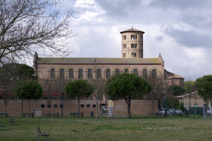 【世界遺産】ラヴェンナの初期キリスト教建築物群