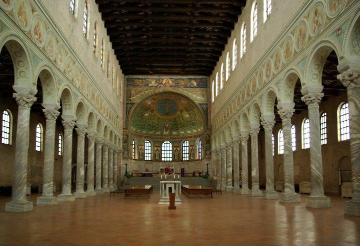 【世界遺産】サンタポリナーレ・イン・クラッセ聖堂|ラヴェンナの初期キリスト教建築物群