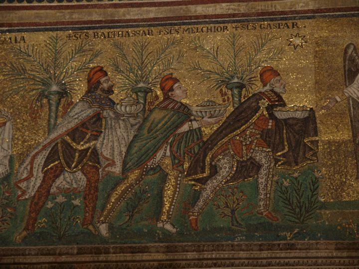 【世界遺産】サンタポリナーレ・ヌオヴォ聖堂|ラヴェンナの初期キリスト教建築物群