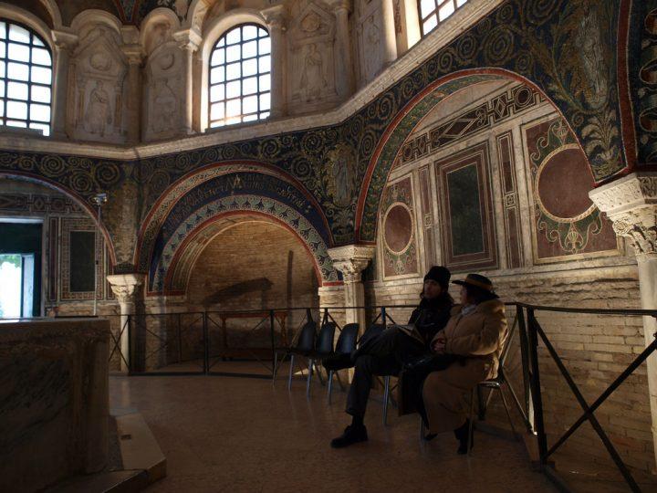 【世界遺産】ネオン洗礼堂|ラヴェンナの初期キリスト教建築物群
