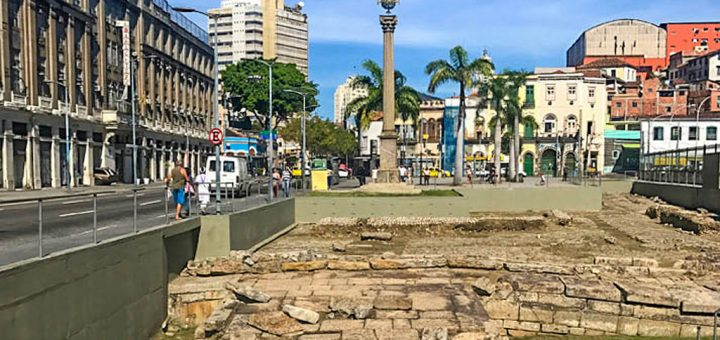 ヴァロンゴ埠頭考古遺跡
