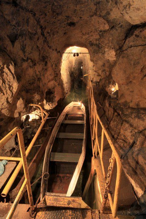 【世界遺産】タルノフスキェ・グルィの船・銀・亜鉛鉱山とその地下水管理システム