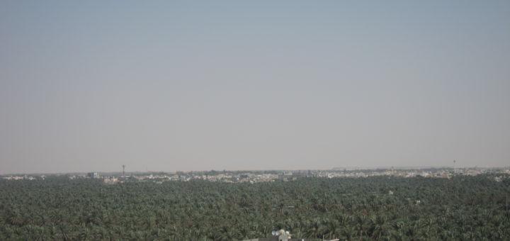 アハサー・オアシス、進化する文化的景観