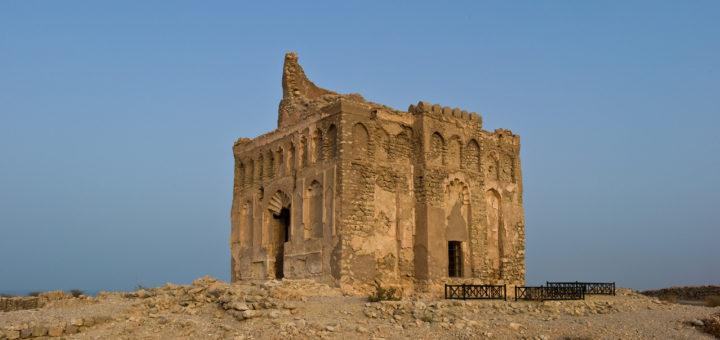 カルハットの都市遺跡