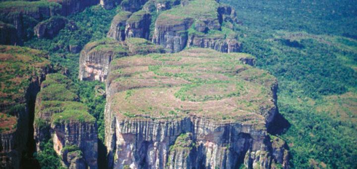 チリビケテ国立公園「ジャガーのマロカ」