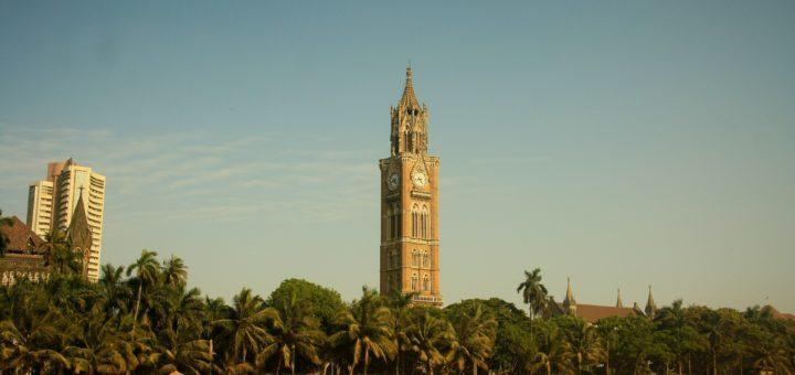 ムンバイのヴィクトリアン・ゴシックとアール・デコの遺産群