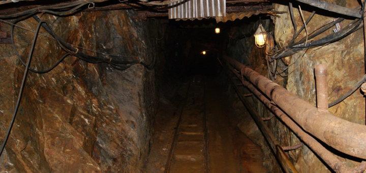 エルツ山地(クルスナホリ)鉱業地域