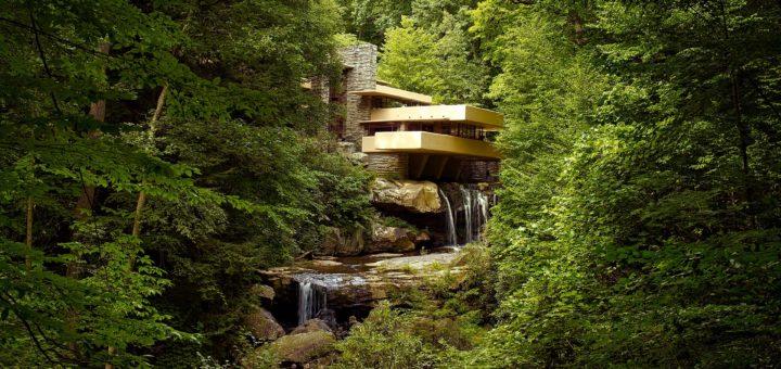 フランク・ロイド・ライトの20世紀建築作品群