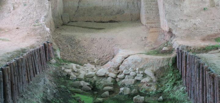 良渚古城遺跡